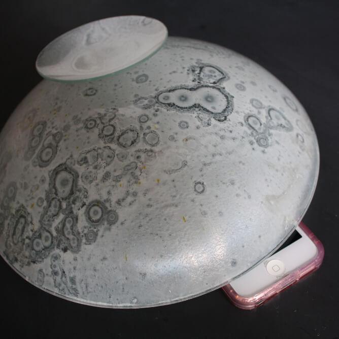 Small Moon Pearl Dish David Mola