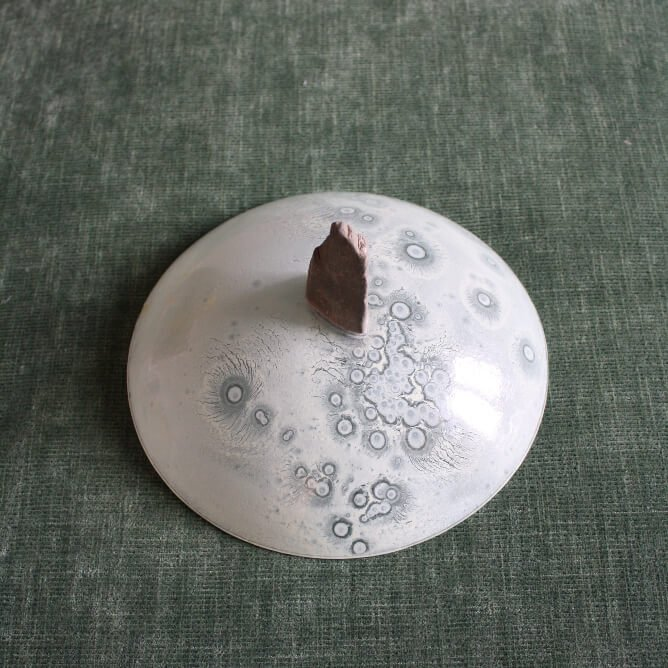 Small Moon Pearl Dish David Mola