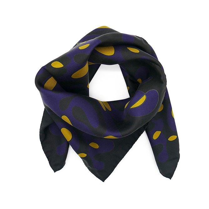 night hatching scarf